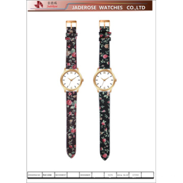 2016 Hot Selling Flower Band Ladies′ Watch (RA1258)